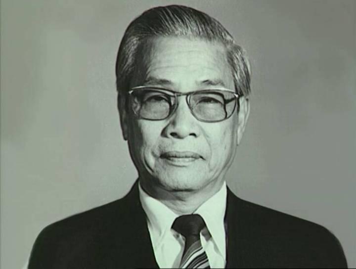 Nguyên Thủ tướng Võ Văn Kiệt (nguồn: Internet)