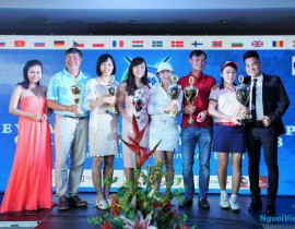 Giải GOLF EVGA TOUR CHAMPIONSHIP 2018 GERMAN OPEN. Ảnh:...
